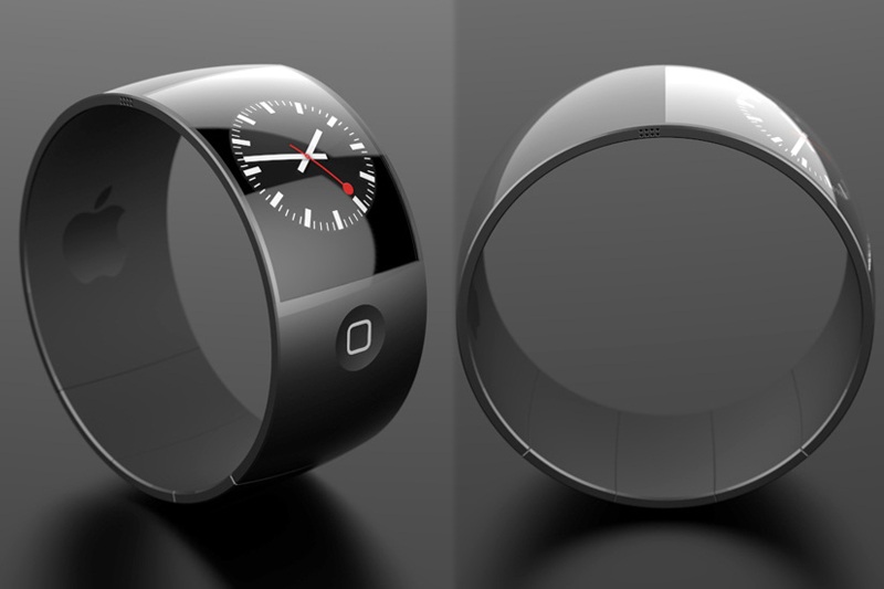 iWatch concept: Espen Oxholm