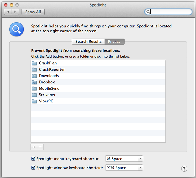 How to: Get Spotlight processes back under control when CPU