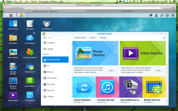 Synology gets even better w/ version 5 0: Why every Mac