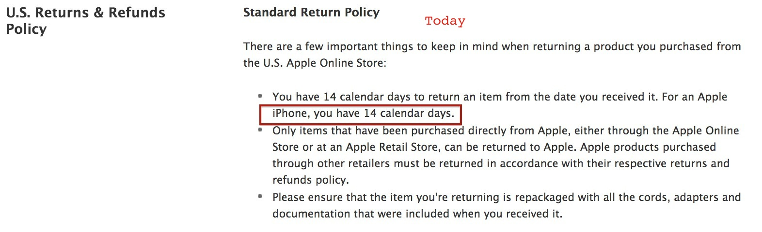 iPhone-return-14-day