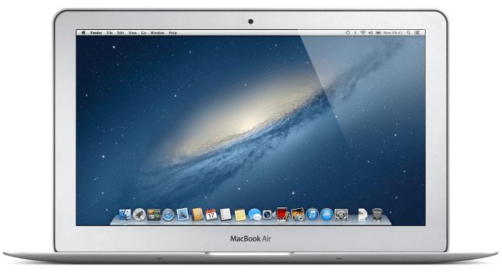 """2012 MacBook Air 11"""""""