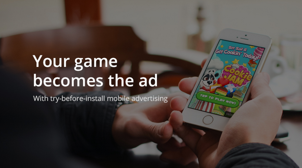 App.io brings its HTML5 iOS app demos to interactive ads on mobile devices