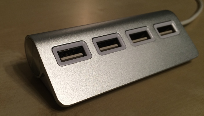 satechi 4 port usb hub