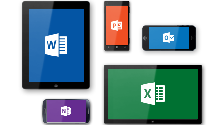 Office-devices-Microsoft
