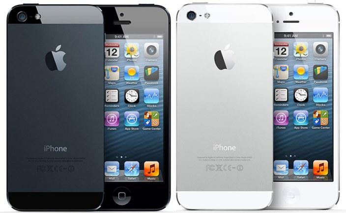 iPhone 5 - Slate/Silver