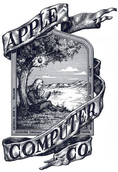 apple-first-logo