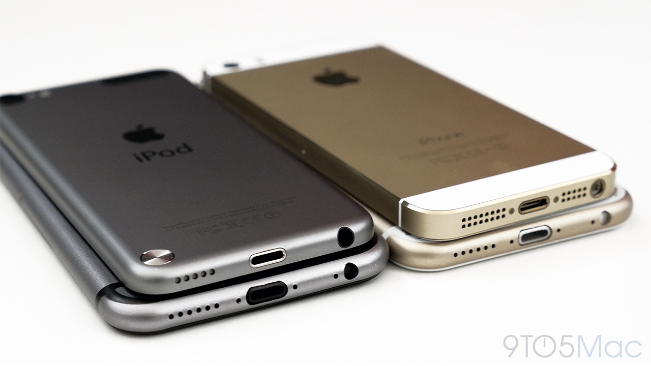 Iphone 6 Vs Iphone 5s Gold