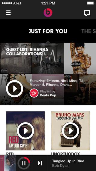 Beats-iOS-app