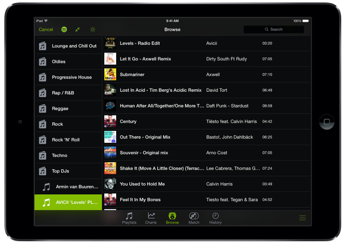 Spotify For Ios