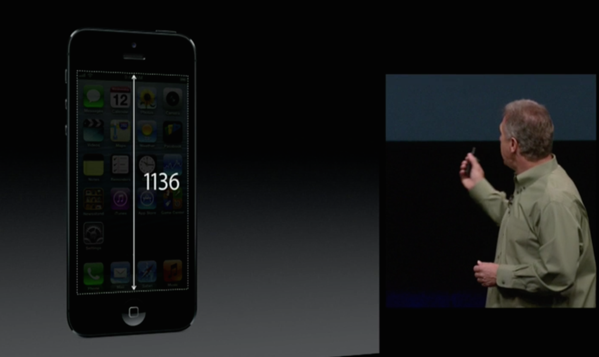 Apple introducing taller iPhone 5 display