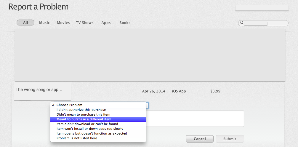 How-to: Request an iTunes purchase refund if you have a