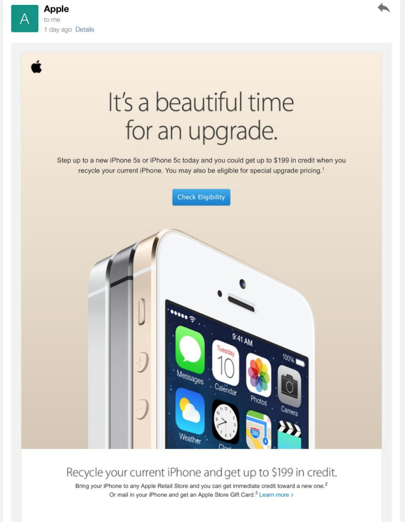 Apple kicks off its big in-store iPhone upgrade event - 9to5Mac
