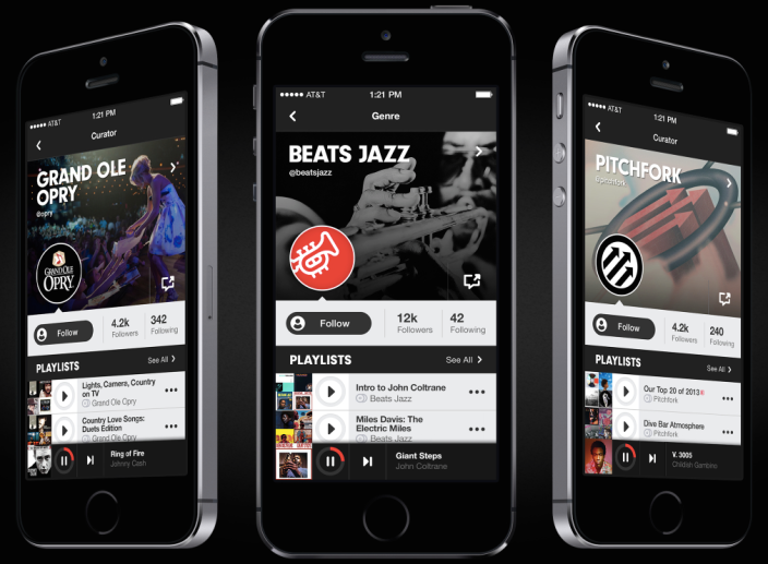 Beats Music for iPhone