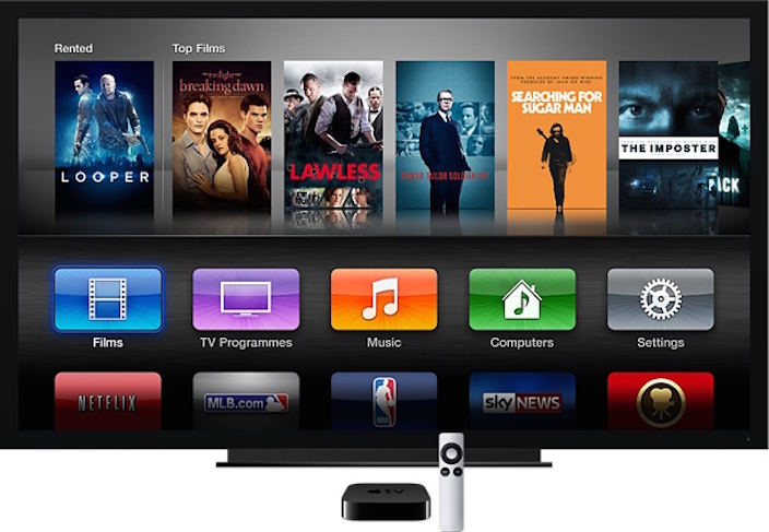 Apple TV UK