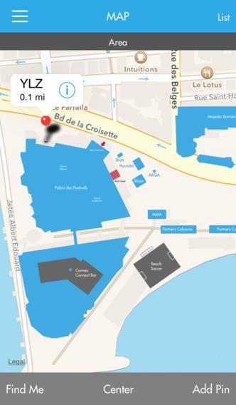 Cannes-iOS-app
