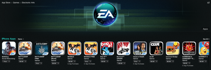 EA-ios-games-sale