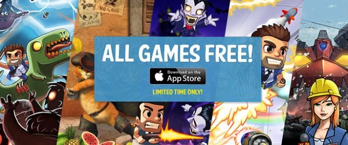 halfbrick-free-ios-games
