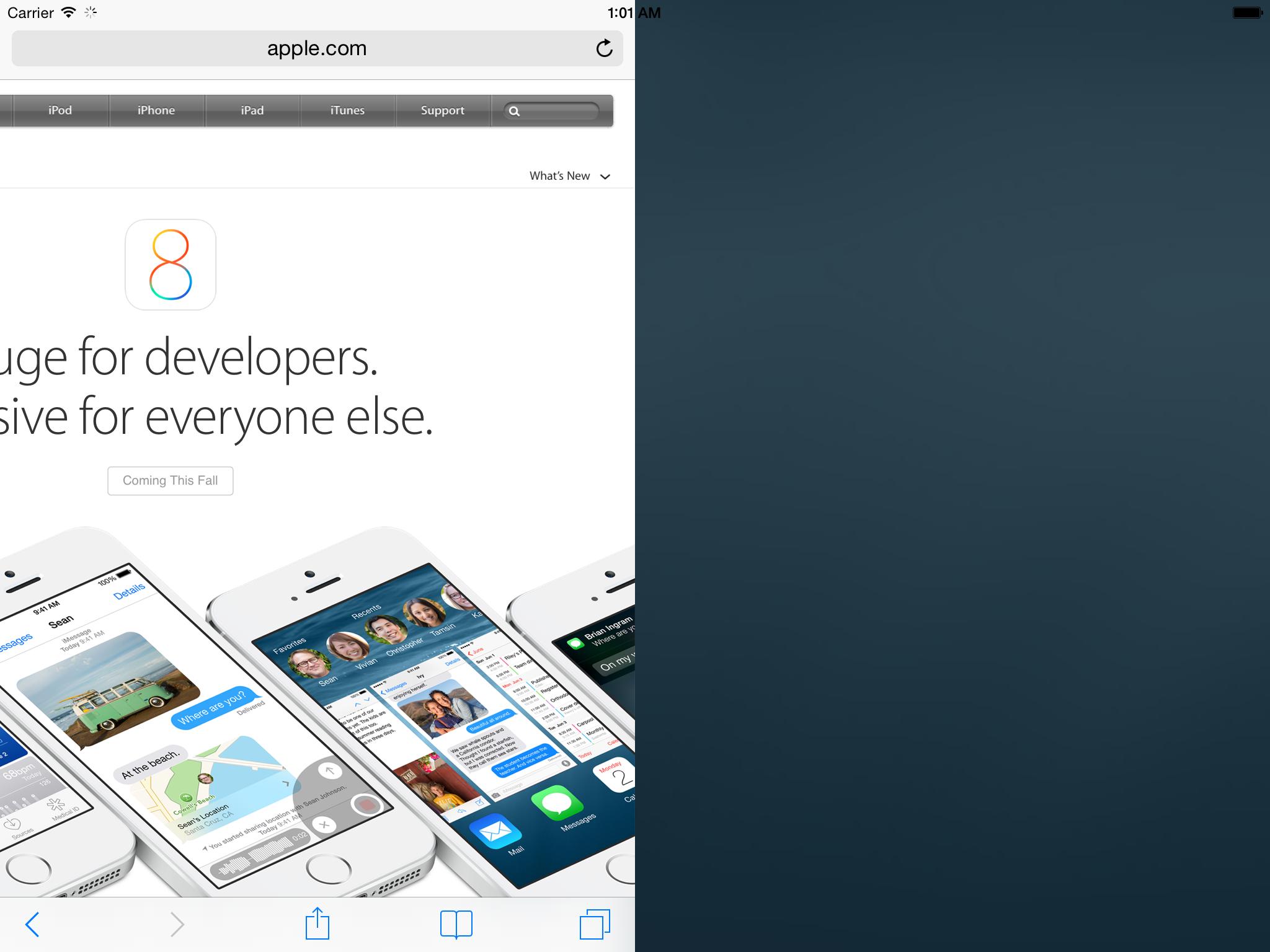iOS Simulator Screen Shot 12 Jun 2014 01.01.56