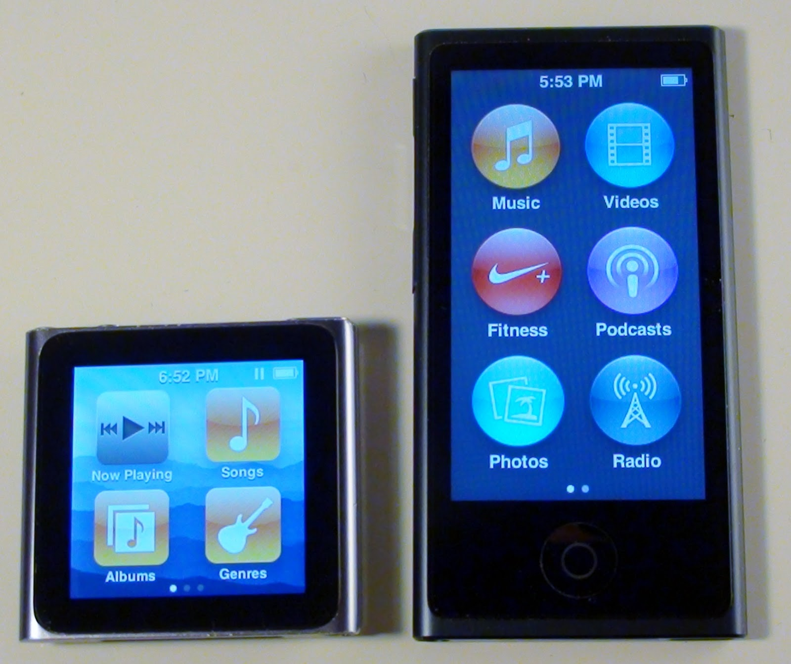 JBA - iPod Nano 7G -  (13) - With 6G