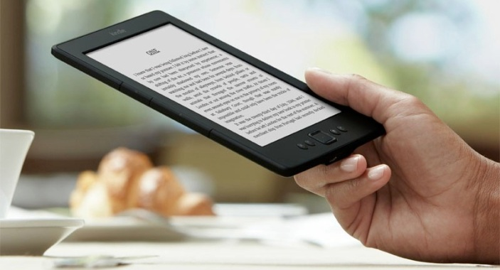 Kindle E0reader