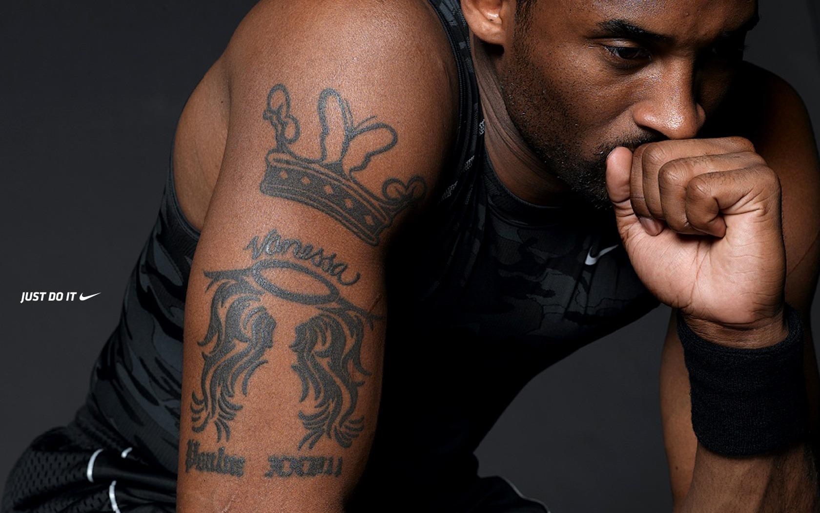 Kobe Bryant Nike, NBA