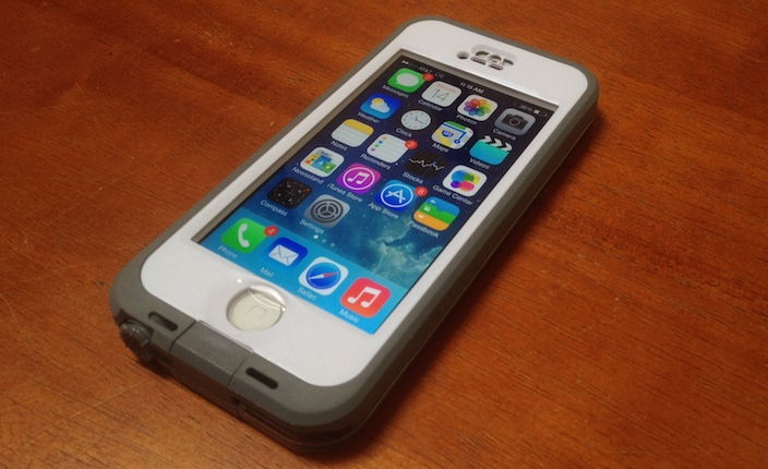 Review: LifeProof Nüüd is just the right amount of protection for your iPhone 5/5s