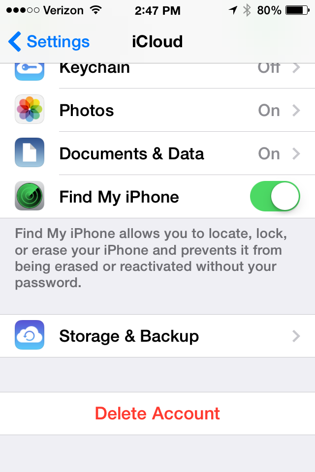 How do i manually backup my iphone