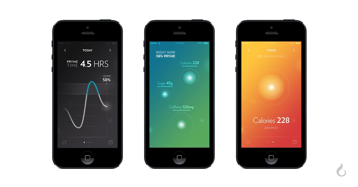 Sample App Screens