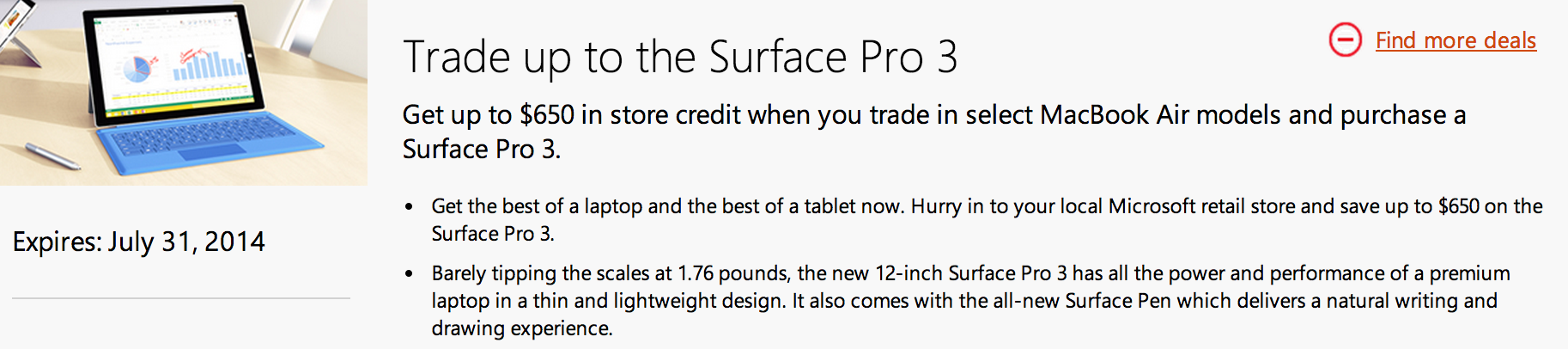 Surface-Pro-3-Macbook-trade-in-offer