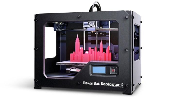 MakerBot Replicator 2 Desktop 3D Printer (MP04948)-sale-01