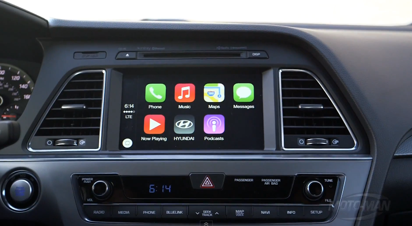 CarPlay Hyundai