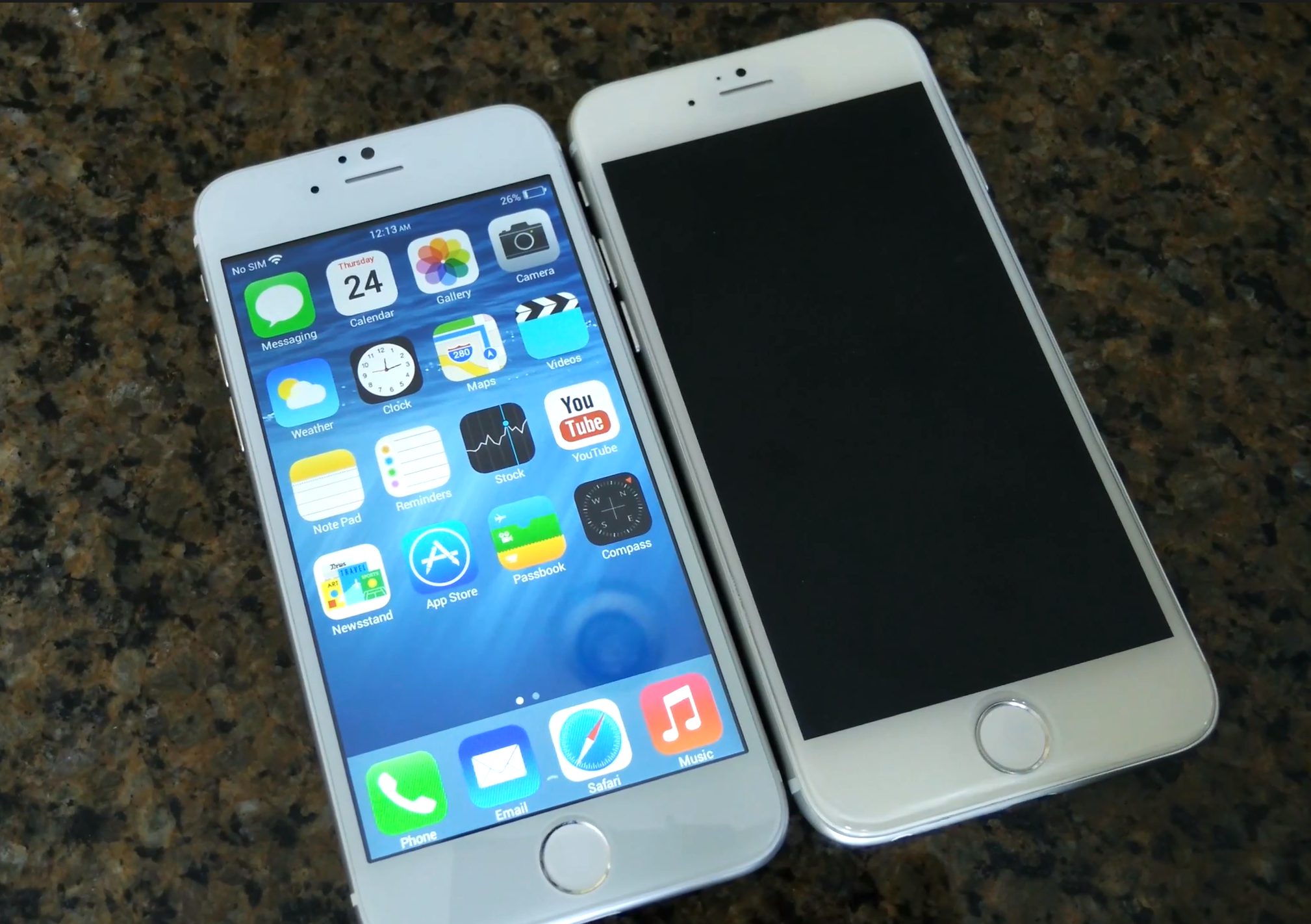 Hands-on with a functional 4 7-inch iPhone 6 clone