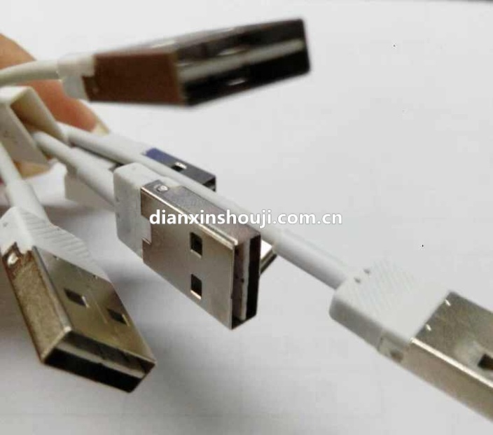 Sketchy purported Lightning cables