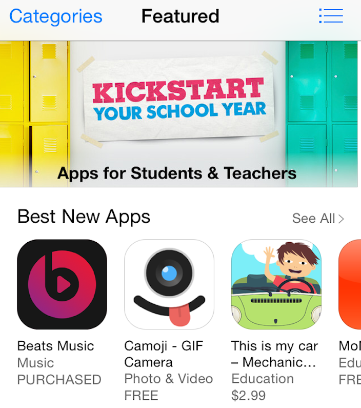 Apple Beats Music App Store featured