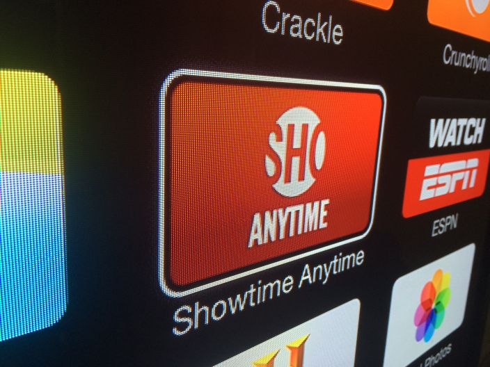 Showtime Anytime Apple TV