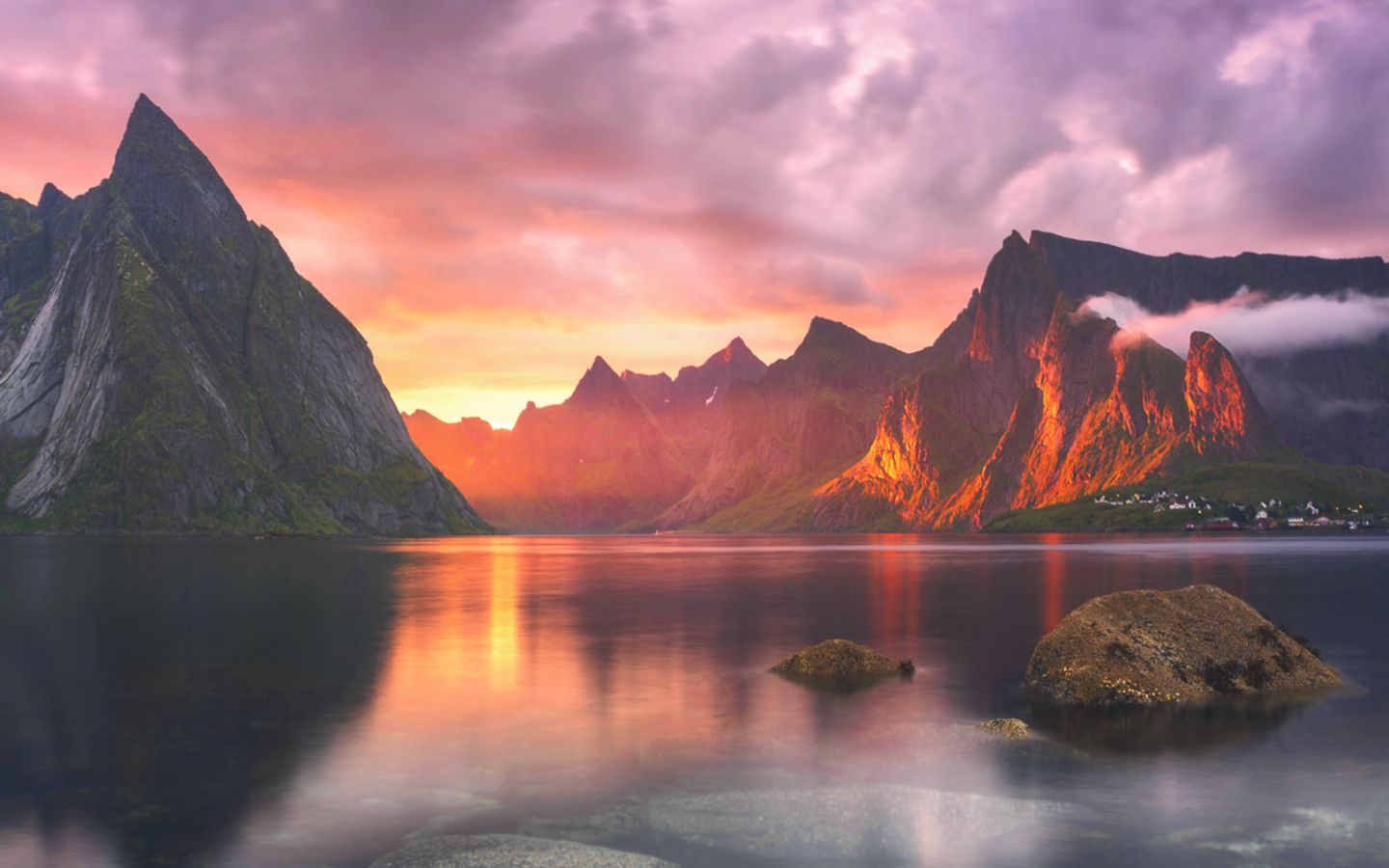 Here Are All Of Os X Yosemite S Beautiful New Wallpapers