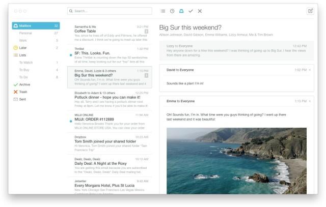mailbox mac