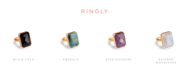 Ringly Launch Collection