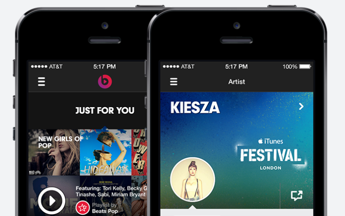 Beats Music iTunes Festival
