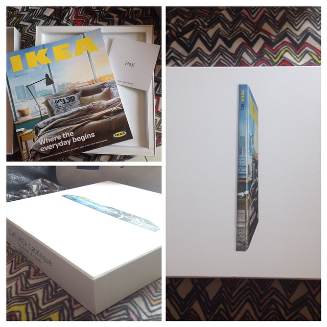 Oh My Experience Ikea Catalove 2014: IKEA Parodies IPad Launch Video To Debut Its 2015 Catalog