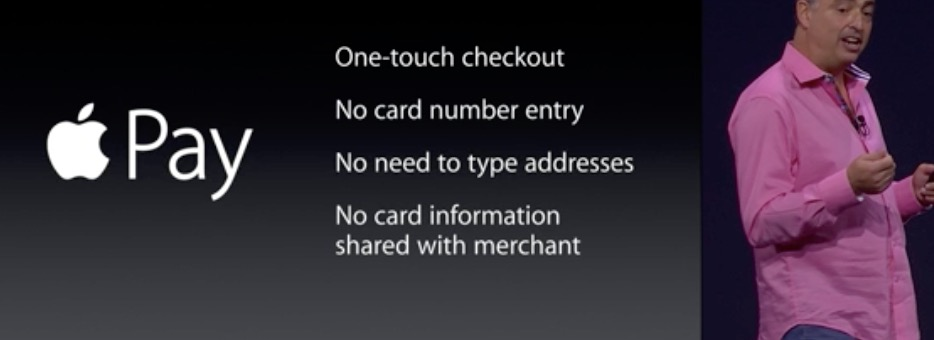 Apple Pay announcement