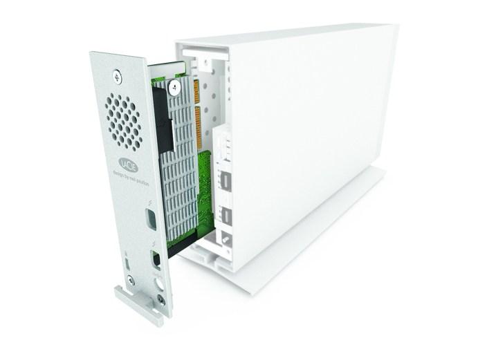 LaCie d2 Thunderbolt 2 SSD upgrade