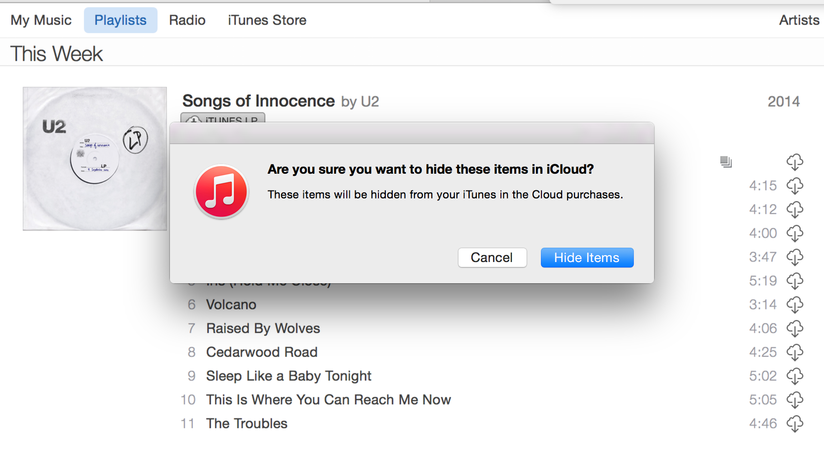 U2's new album might be on your iOS devices right now even