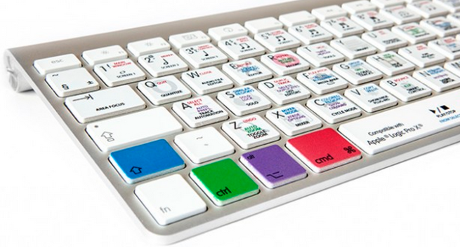 Logic-Pro-X-keyboard