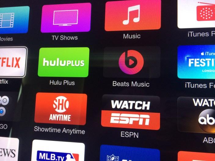 Beats on Apple TV
