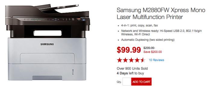 staples-mono-laser-printer-daily-deal