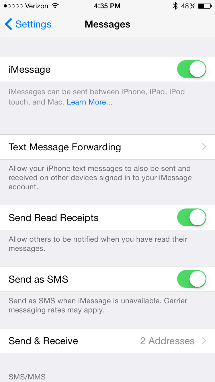 Can't send a message from your iPhone? Try these tips