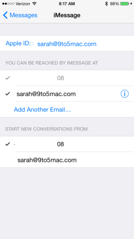 Yosemite & iOS 8 How-to: Set up and use SMS Relay - 9to5Mac