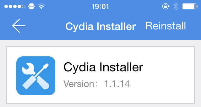 Cydia Installer Pangu