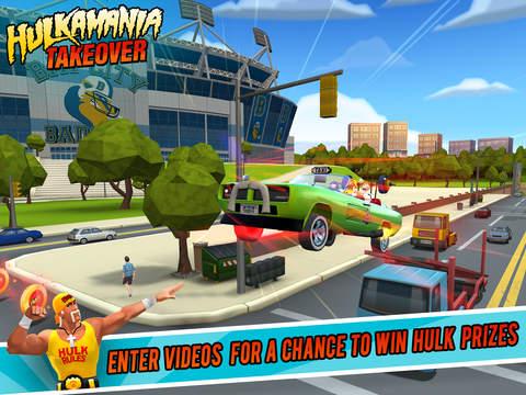 Kamcord-hulk-crazy-taxi